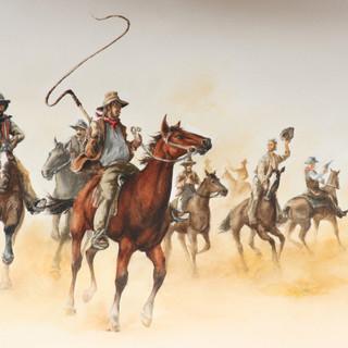 Ragged Thirteen, NT  by John Morrison