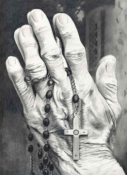 LynDonald-A-Prayerful-Life-Graphite-copy