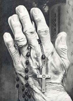 LynDonald-A-Prayerful-Life-Graphite-copy