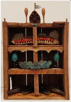The Little Castle of Seeds & Artichokes