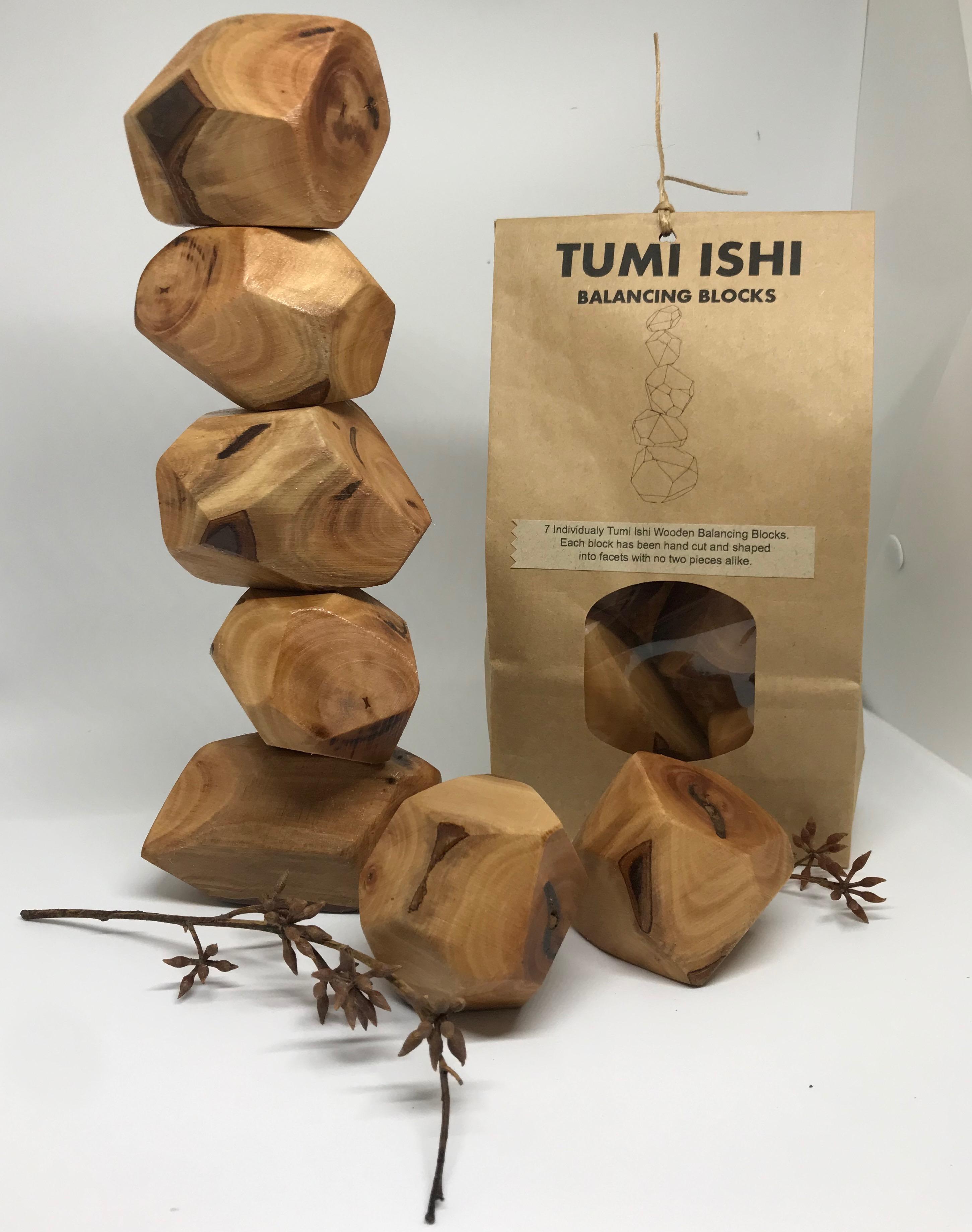 Tumi Ishi Blocks