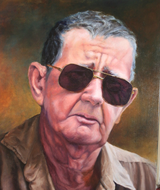Bob Irwin by John Morrison