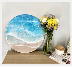 60cm Ocean Clock