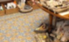 ZementflieseninSüdfrankreich