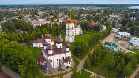 Каргополь - город, сохранивший дух России