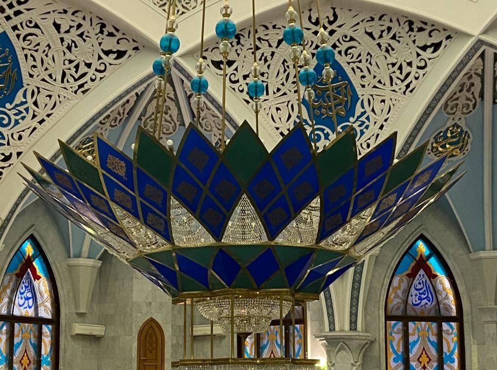 Жемчужина Казани - мечеть Кул-Шариф