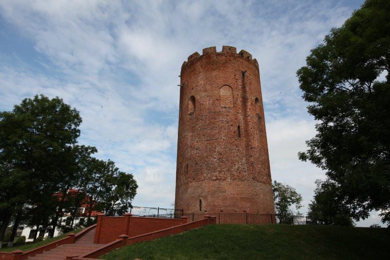 Каменецкая башня - самая высокая в Белоруссии