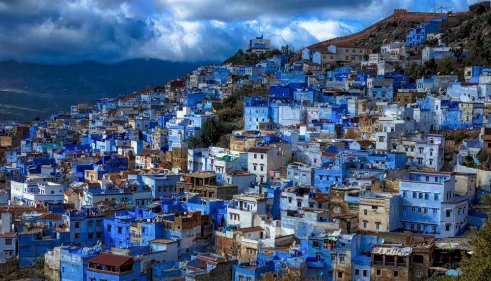 Секреты зимы в Марокко