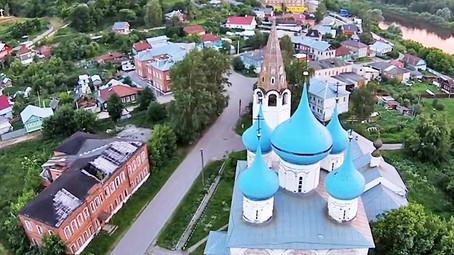 Едем в Гороховец — город, куда еще не хлынули туристы