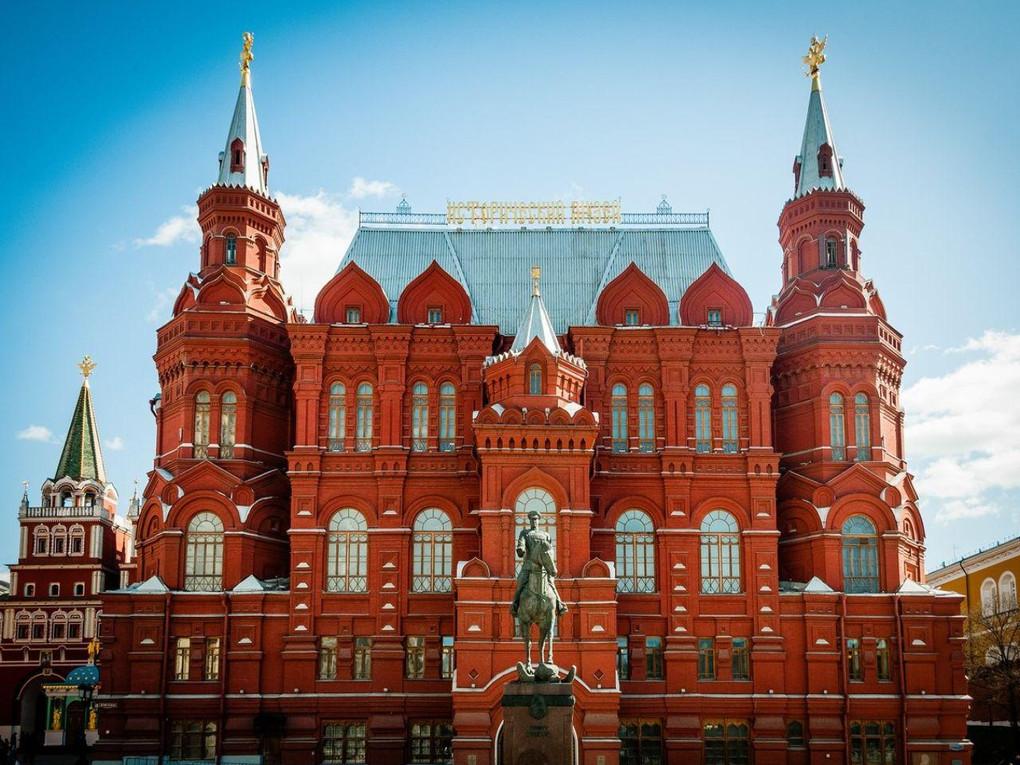 2021 год : бесплатно в столичные музеи