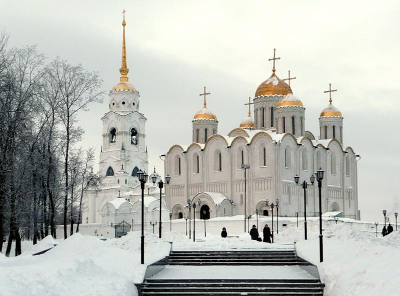 На уик - экнд во Владимир