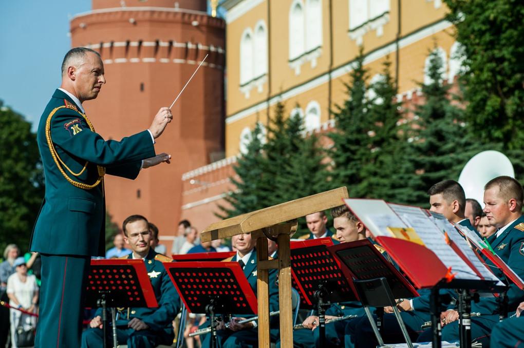В парках Москвы начался марафон бесплатных оркестровых концертов