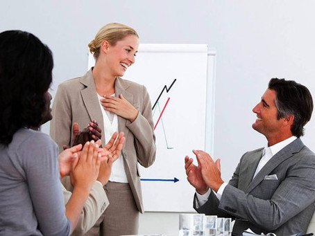 How to prepare an interview presentation