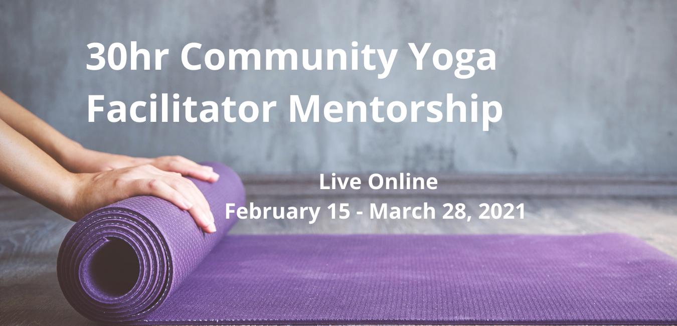 20Hr Trauma-Informed & Community Yoga (3