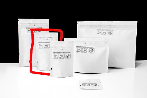 Quarter-Ounce Dymapak Double Zipper Child-Resistant Mylar Bags