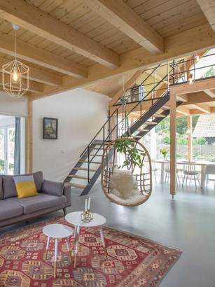 Stalen trap Zeeland | TNW Interieur