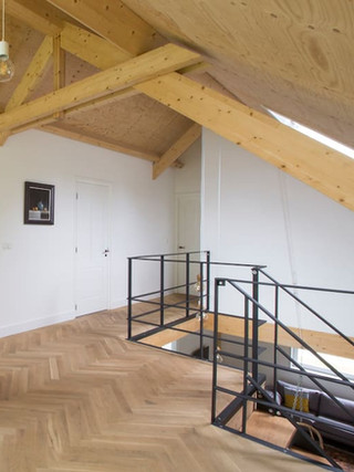 Stalen balustrade | TNW Interieur
