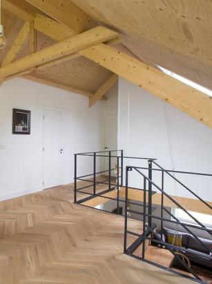 Stalen balustrade | TNW Interieur