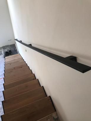 Stalen leuning | TNW Interieur
