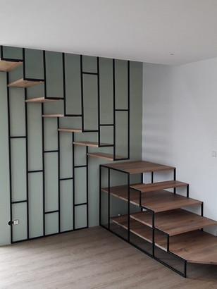 Zwevende trap Syvlia | TNW Interieur
