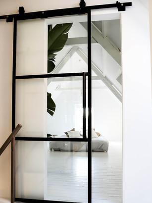 Stalen loftdeur | TNW Interieur