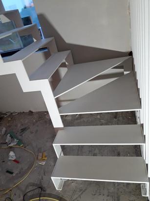 Stalen trap België | TNW Interieur