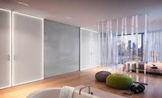Aluminium schuifdeuren; TNW interieur