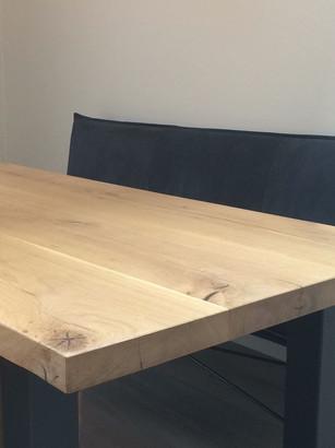 Frans eiken tafel Ingrid | TNW Interieur