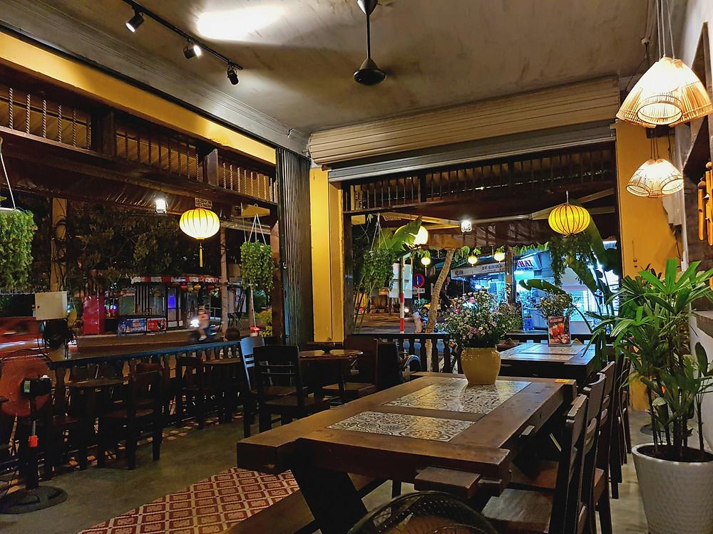 Ca phe Ut Thich Da Nang. Kaffee Kultur in Vietnam. Blog pascallaube.com