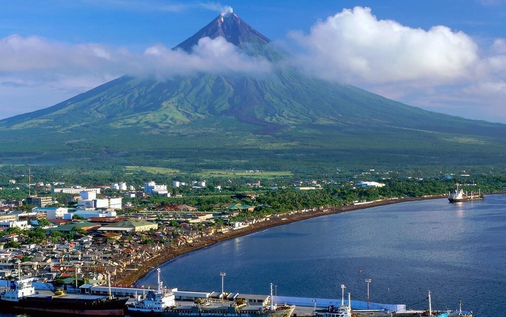 Legazpi, Vulcan Mayon, Luzon, Philippines, Das Land der 7000 Inseln. Blog pascallaube.com