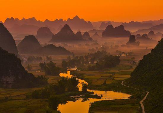 Vietnams Northern Highlands Mosaic Natural Beauties