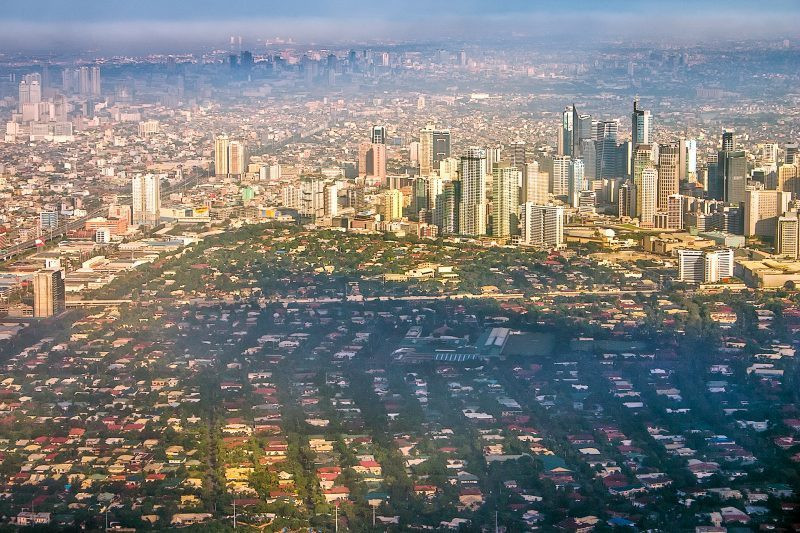 Metro Manila, National Capitol Region, Philippine mega city