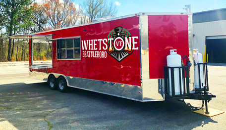 Mobile Canteen, History of the Food Trucks, Food Truck, Pushcart, Ice-Cream Trucks, Roach Coaches, USA, Food Revolution, Mobile Dining, Street Food, Cookery, Eatery, Gourmet Food Truck, King Taco, Chuck Wagon, Whetstone, Battleboro, BBQ, Trailer, airstream4U