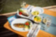 Pascal Laube, Seebad Enge, Zürich, Pop-up Restaurant, Cooking, Chef, Creation, Fischbistro