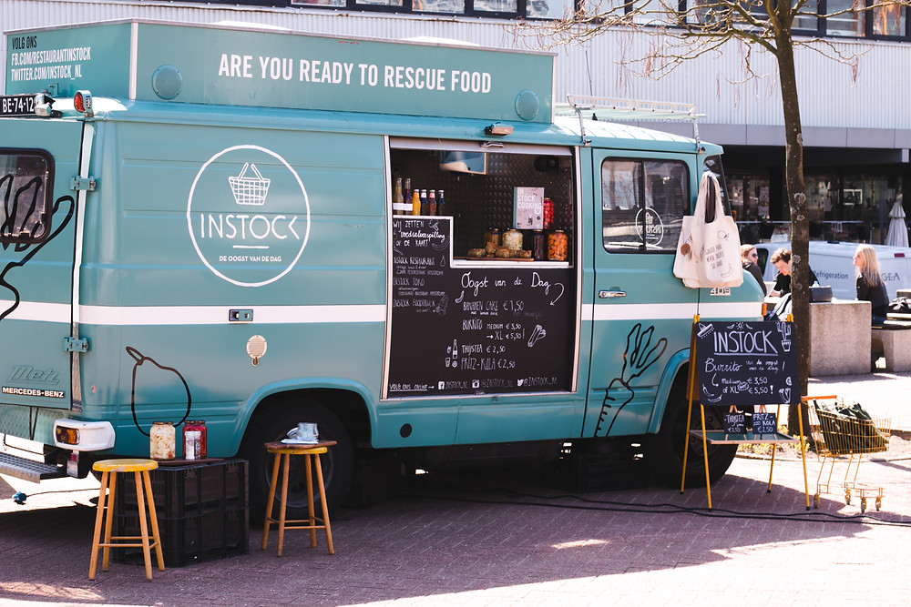 Instock, Food Truck, Netherlands, European Food Truck Community, Catering & Services, Rescue Food, pascal laube, pascallaube.com