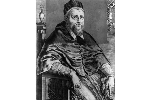 Papst Clement VIII (Papst von 1592-1605)