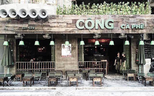 CONG CA PHE. Kaffeekultur in Vietnam. Abenteuer Kaffee. BLOG pascallaube.com