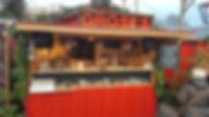 food stall, market, christmas, christmas market, wienachtsmarkt bellevue, zürich, switzerland, catering, kitchen, grosi's, 2016