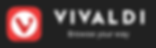 VIVALDI Desktop an Android Browser,