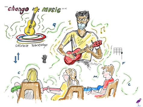 Ukuele Workshop Chango Music