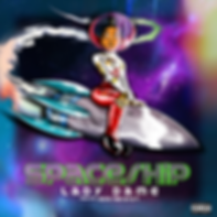 Spaceship Artwork .PNG