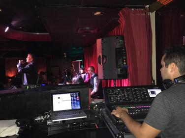 Guillermo Davila Live Concert at Capriclub