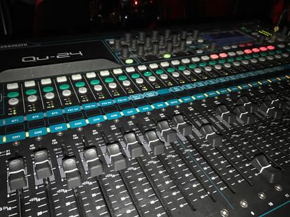 Allen & Heat QU24 Digital Audioboard