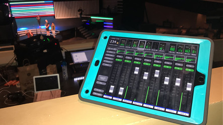 Ipad Remote Control / Potential Church.
