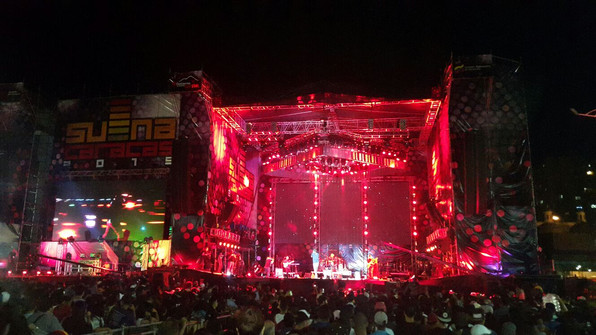 """Suena Caracas"" Music Festival 2015."