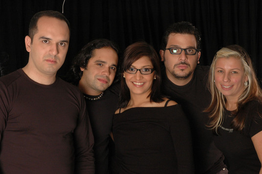 Venevision's Creative Team 2006