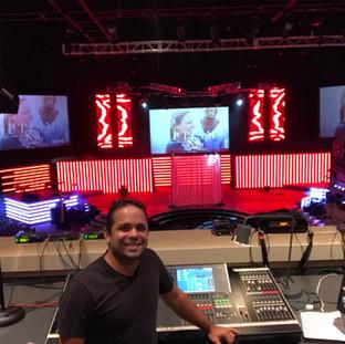 Jhander Orihuela Audio Director at Potential Church.
