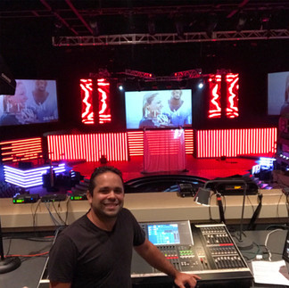 Jhander Orihuela Audio Director at Potential Church.