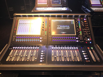 Digico SD12 Console.