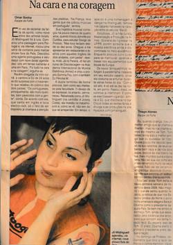 Folha de Londrina 2008